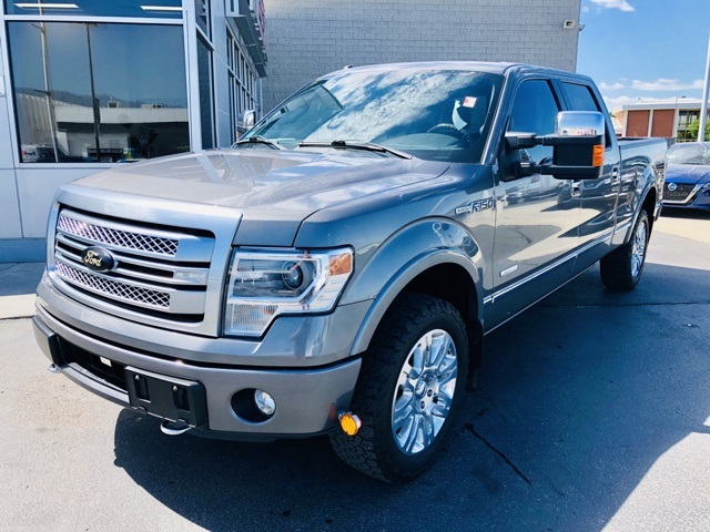 2014 F150 Platinum >> Pre Owned 2014 Ford F 150 Platinum 4wd