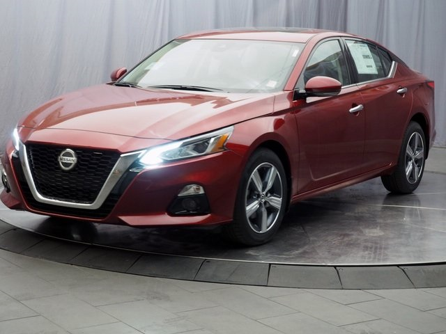 New 2020 Nissan Altima 2 5 Sl Awd