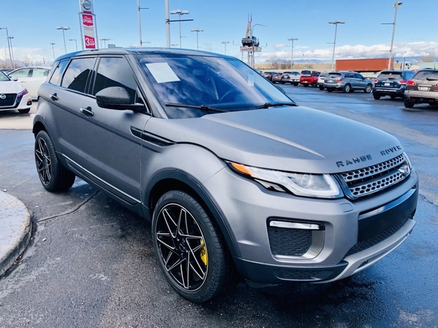 Pre-Owned 2017 Land Rover Range Rover Evoque HSE