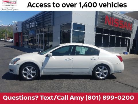 Pre-Owned 2006 Nissan Maxima 3.5 SL