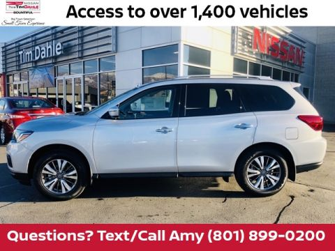 Certified Pre-Owned 2019 Nissan Pathfinder S