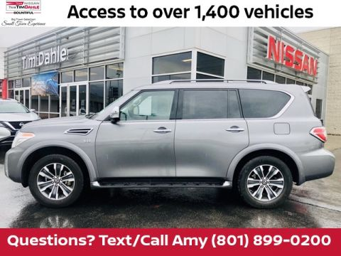 Pre-Owned 2018 Nissan Armada SL